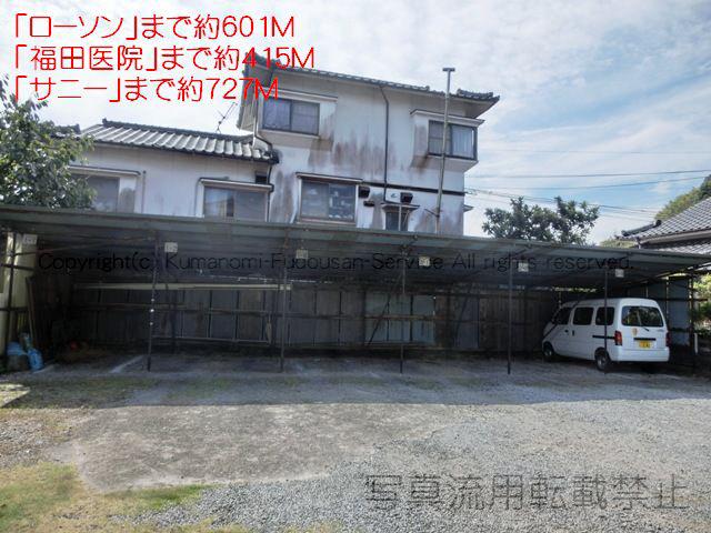 物件番号: 1025103945 ながのアパート 日田市吹上町 3DK アパート 写真2
